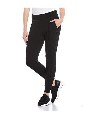 DKNY- Sport Solid Yoga Jogger BLACK