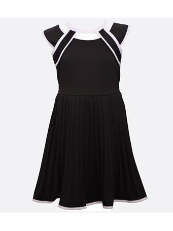 BONNIE JEAN - Melanie Dress BLACK