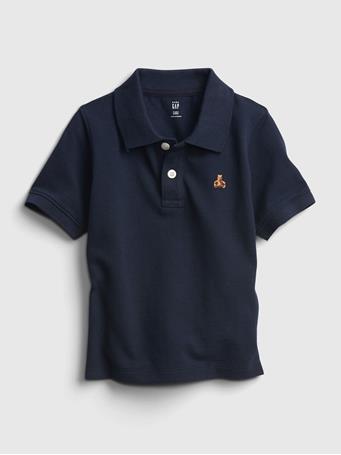 GAP - Toddler Polo Shirt BLUE GALAXY