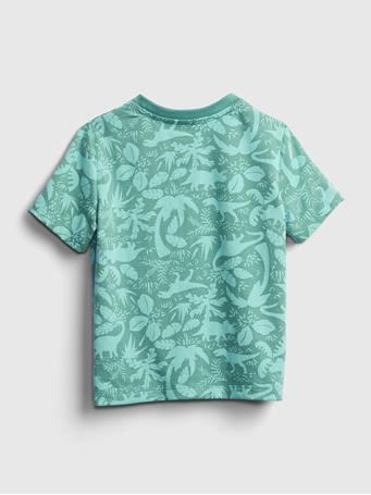 GAP - Toddler Organic Cotton Mix and Match T-Shirt DINO