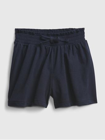GAP - Toddler Organic Cotton Mix and Match Pull-On Shorts BLUE GALAXY