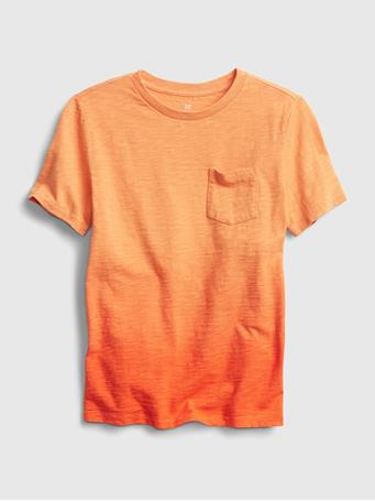 GAP - Kids Pocket T-Shirt MANGO