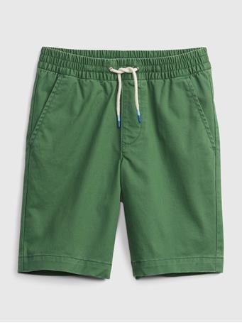 GAP - Kids Easy Pull-On Shorts ISLAND PALM