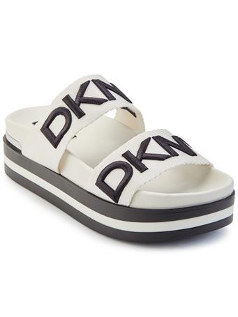 DKNY - Tee Double Band WHITE