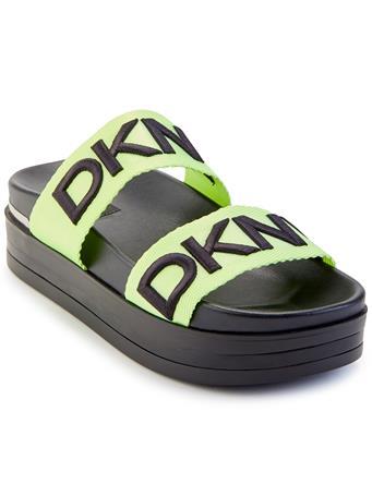 DKNY - Tee Double Band GREEN