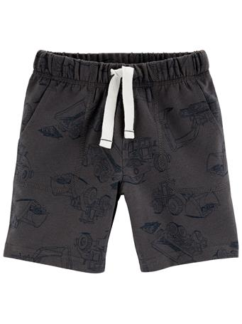 CARTER'S - Car French Terry Shorts GREY