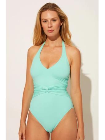 BLEU ROD BEATTIE - Goddess 1 Piece Swimsuit BISCAY TEAL