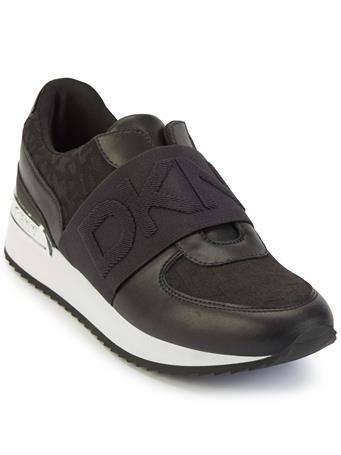 DKNY - Marli Slip On Sneaker BLACK