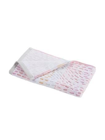 PINKADINKADEW - Judy Ogee Towel Collection CORAL