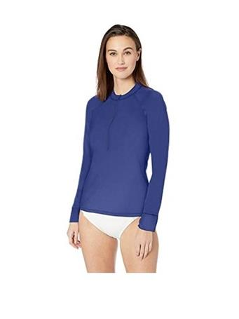 24th & OCEAN - Long Sleeve Rash Guard NAVY