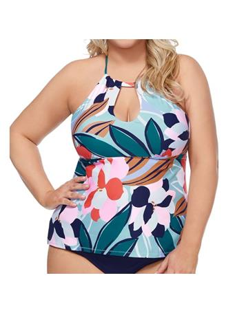 CURVE - Lucky Day Tankini MULTI