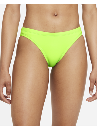NIKE - Swimwear Bikini Bottom 354 ELEC GRN