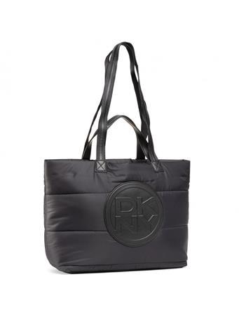 DKNY - Toby Tote Bag BLACK/SILVER
