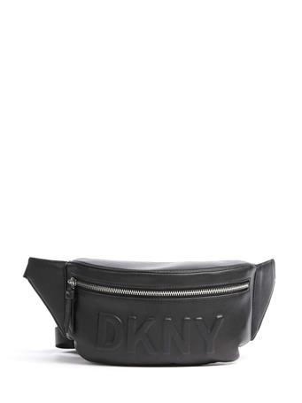 DKNY - Tilly Belt Bag BLACK/SILVER