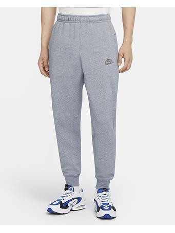 NIKE - Men's Nike Sportswear Club Pant Regrind Logo BLACK