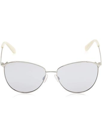 BEBE - Obsessed Sunglasses SILVER