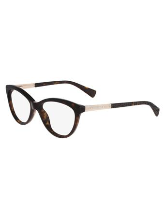 COLE HAAN - Tortoise Cat Eyes Sunglasses DK TORTOISE
