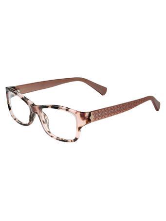 COLE HAAN - Tortoise Frames Sunglasses BLUSH