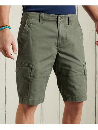 SUPERDRY - Core Cargo Shorts OLIVE