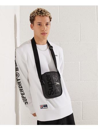 SUPERDRY - Side Bag BLACK