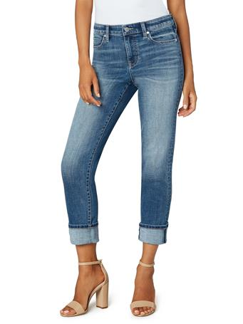 LIVERPOOL JEANS - Marley Girlfriend Cuffed CONWAY