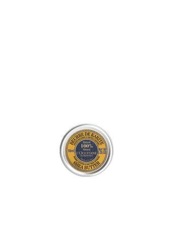L OCCITANE - Shea Butter Organic Certified (Travel Size - 10ml) No Color