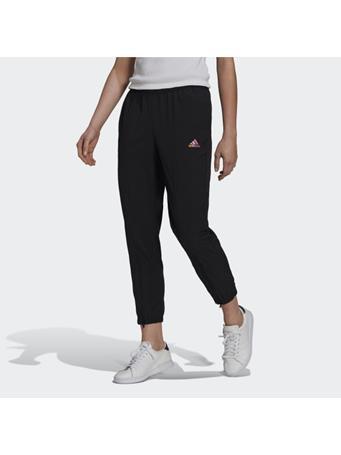 ADIDAS - Essentials Gradient Logo 7/8 Pants BLACK