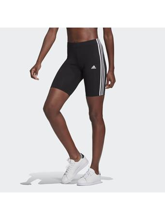 ADIDAS - Essentials 3-Stripes Bike Shorts BLK/WHT