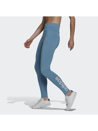 ADIDAS - adidas Tie-Dye Effect Tights BLUE