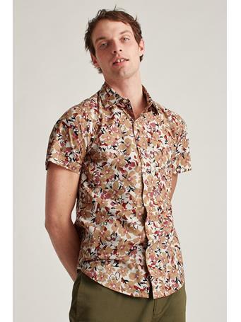BONOBOS - Stretch Riviera Short Sleeve Shirt LEDBURY FLORAL