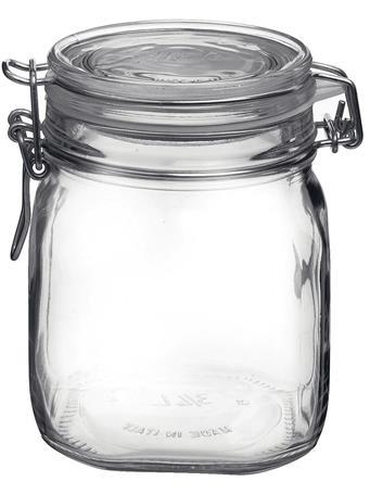 BORMIOLI ROCCO - Fido Preserving Jar .75L CLEAR