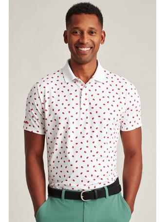 BONOBOS - Justin Rose Performance Polo NORTHPORT ROSES