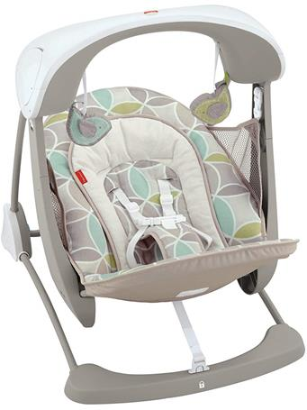 FISHER PRICE - Take Along Swing No Color