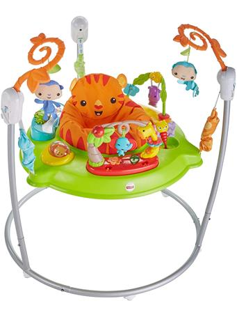 FISHER PRICE - Jumperoo Rainforest No Color