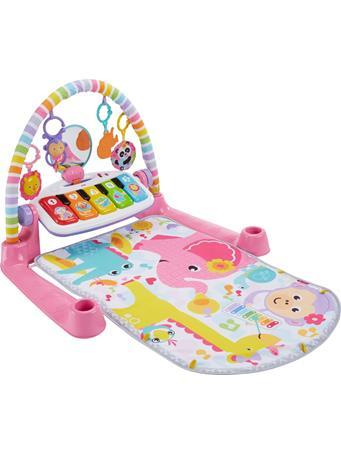 FISHER PRICE - Kick N' Play Piano Gym Pink No Color
