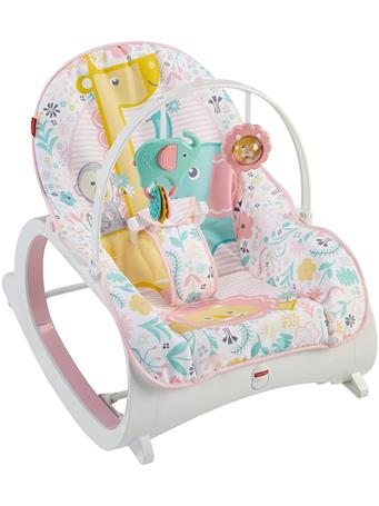FISHER PRICE - Infant-to-Toddler Rocker Girl No Color