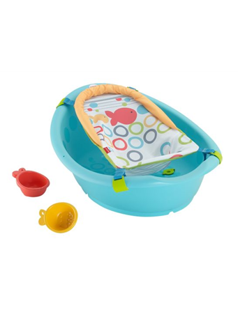 FISHER PRICE - Fisher-Price Rinse N Grow Tub No Color