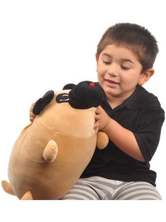 LINZY TOYS - Smoochy Pals - Pug NO COLOR