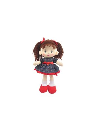 LINZY TOYS - Rose Red Libby Doll NO COLOR