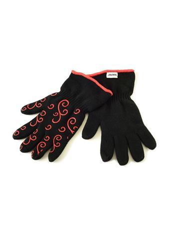 NORPRO - Bbq Oven Gloves BLACK