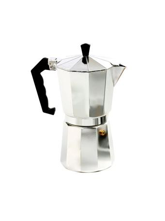 NORPRO - Stovetop Espresso Maker STAINLESS STEEL