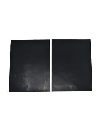 NORPRO - Reusable Grill Mats-Set Of 2 BLACK