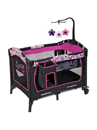 BABY TREND - Tanzania Play Yard NO COLOR