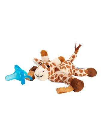 DR. BROWN'S - Giraffe Lovely W/Blue Pacl No Color