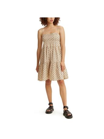 LEVI'S - Clea Dress SAFARI