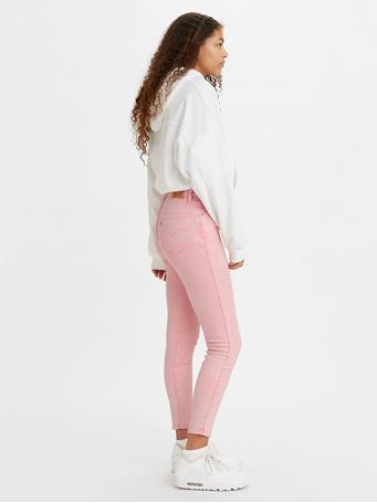 LEVI'S - 721 High Rise Skinny Women's Jeans PEONY ACID