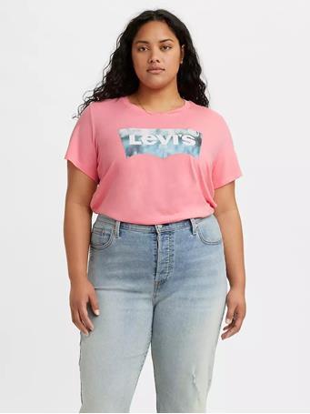 LEVI'S - Logo Perfect T-shirt  PEONY