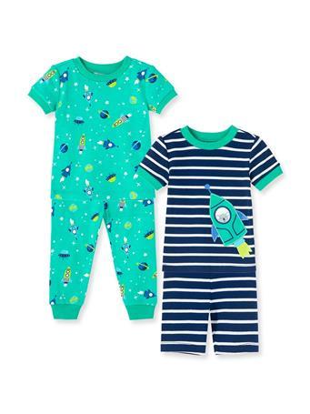 LITTLE ME- Space Toddler Pajama Set MULTI