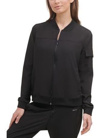 DKNY - Cargo Jacket BLACK