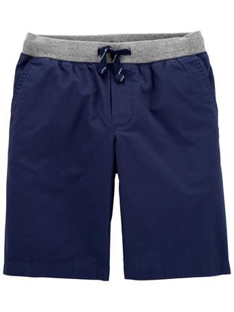 CARTER'S - Easy Pull-On Dock Shorts NO COLOR